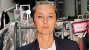 Sophie de Rakoff, costume designer for Morning Wars.