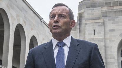 Tony Abbott appointed to board of Australian War Memorial