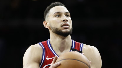 Pinched nerve rules out 76ers' Simmons for at least another three weeks