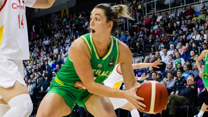 Opals skipper to miss Olympic qualifiers, rest of WNBL season