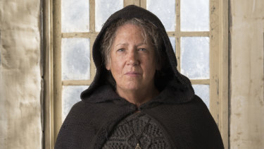 Ann Dowd in Lambs of God.