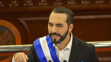El Salvador's 40-year-old president Nayib Bukele bitcoin experiment is off to an uncertain start.