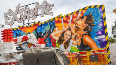 Rides at shows and amusement parks could be shuttered if an insurance crisis crippling the industry isn't resolved.
