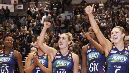 Super Netball weighing up WA as potential relocation spot for Melbourne teams