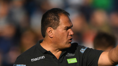 Why Eales and Kearns support Rennie's appointment as Wallabies coach