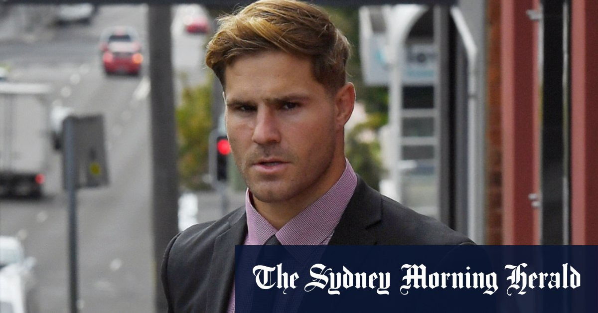 Police gave legally privileged material from Jack de Belin's phone to prosecutors – Sydney Morning Herald