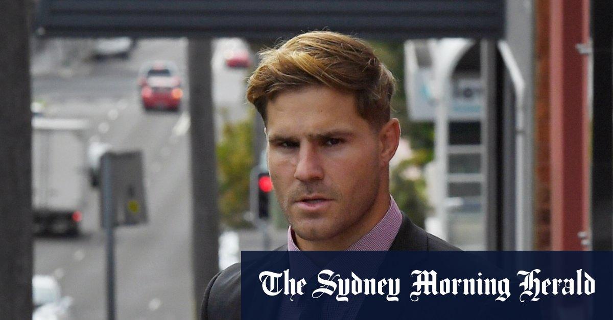 Doctor saw bruise abrasion on Jack De Belin assault complainant court told – Sydney Morning Herald