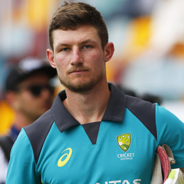 Cameron Bancroft is a real chance to play in the first Test against England from next Thursday.