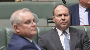Prime Minister Scott Morrison and Treasurer Josh Frydenberg need to dig deep and be ready to spend.