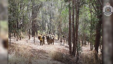 The Australian Defence Force sent reinforcements to join the search on Thursday.