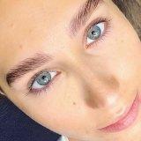 Expect a treatment like eyebrow lamination to take one hour.