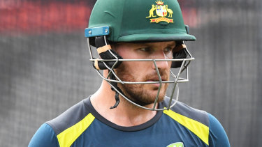 Selectors with input from Aaron Finch are preparing to pick a 15-man World Cup squad.