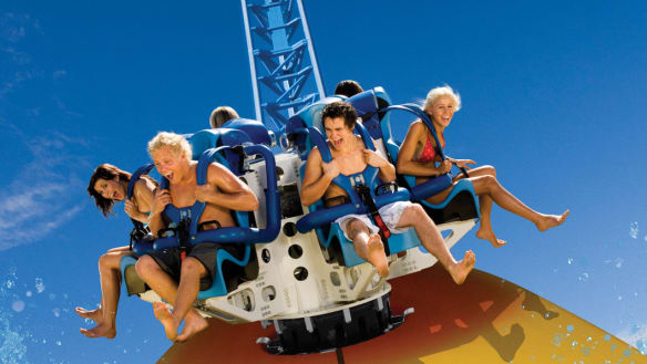Scary ride downhill for Village Roadshow shareholders