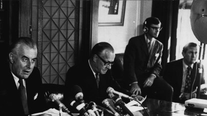 From the Archives, 1972: Whitlam protests to US on North Vietnam bombing