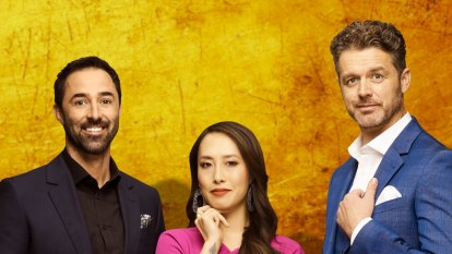 Ten reveals three new judges for MasterChef Australia