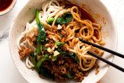 RecipeTin Eats dan dan noodles recipe for Good Food.