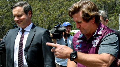 Taxing times on northern beaches: Manly owner admits $2 million bill