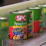 Coca-Cola Amatil cuts SPC's value to zero ahead of sale