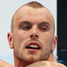 'Nothing else I could have done': Chalmers near perfect but Dressel a fraction better