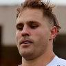 De Belin gets through first game in 987 days, but NRL return next week a 'big ask'