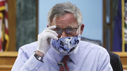US senator steps aside amid FBI probe into pandemic stock sales