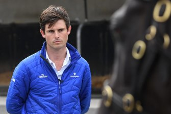 James Cummings has planned the raid of Best Of Days on the Railway Stakes all spring.