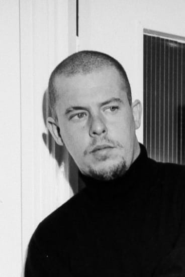 Alexander McQueen did not come from a traditional fashion designer background.