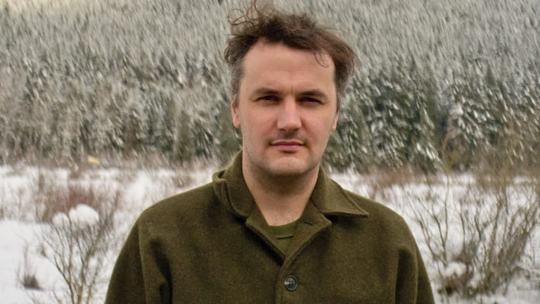 Phil Elverum, who married Michelle Williams in July.