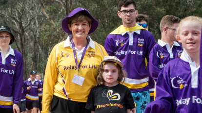 Walking with purpose: Relay for Life to boost cancer patient services