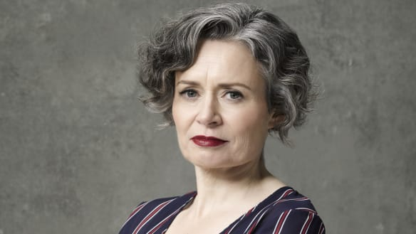 Judith Lucy on swingers, Canberra and her history with men
