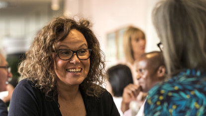 'She was my hero': how her mum's struggle gave Leah Purcell her voice