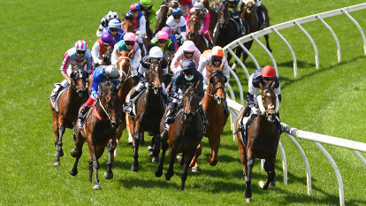 Melbourne Cup sets Australia-wide wagering record