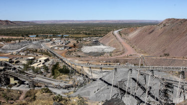 Rio Tinto's Argyle diamond mine officially closed on Tuesday.