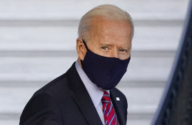 US President Joe Biden must deliver the COVID-19 vaccination program and boost the economy this year.