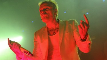 Keith Flint from The Prodigy had died aged 49.