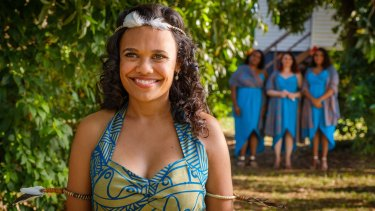 Top End Wedding is the top-grossing Australian film of the year to date.