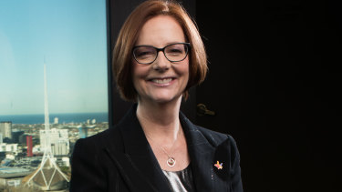 Former prime minister Julia Gillard wants mental health experts to stop squabbling.