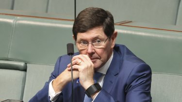 Kevin Andrews put forward a motion in Parliament addressing China's human rights record.