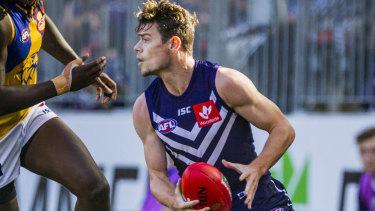 The Lions did well to land Lachie Neale.