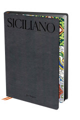 Joseph Vargetto isn't sure whether releasing his cookbook, Siciliano, during lockdown is a good idea or not.