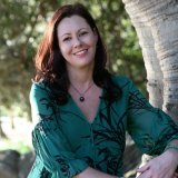 Kate Forsyth has benefited from strong overseas sales. She has also run writing courses.