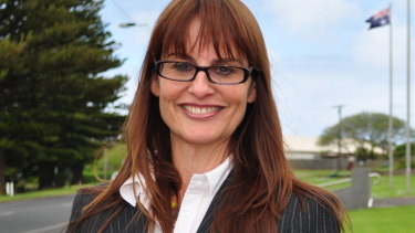 Sharon Kelsey was controversially sacked from Logan City Council earlier this year.