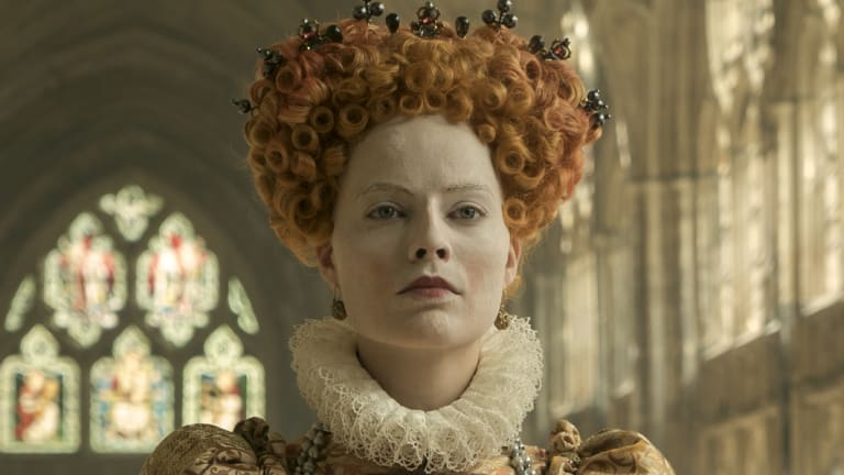 Margot Robbie has earned a BAFTA nomination for her role in Mary Queen of Scots.