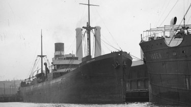 Ship sunk by enemy sub found after 77 years on bottom of Bass Strait