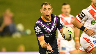 Milestone: Cameron Smith.