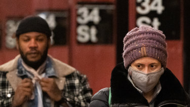 Subway ridership has plummeted in the wake of the pandemic.
