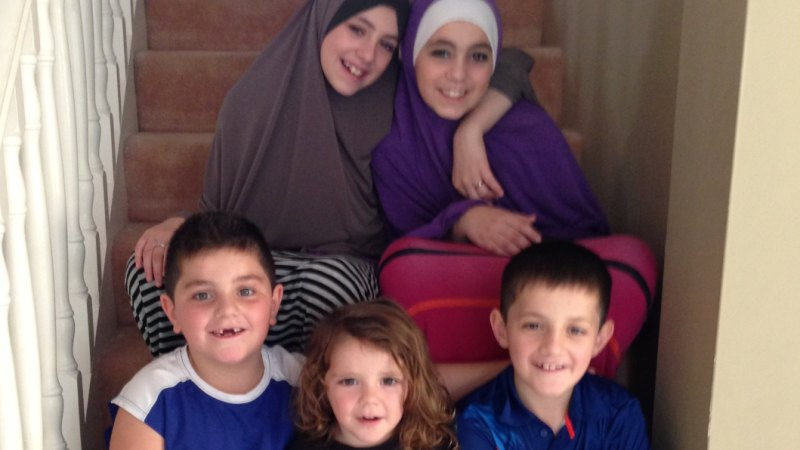 Sharrouf children to return to Australia after rescue from Syrian refugee camp