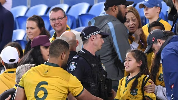 Rona understands fired-up Wallabies fans but firmly in Tui's corner