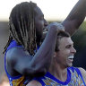 West Coast find winning edge over Sydney Swans