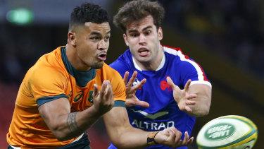 Hunter Paisami will make his return to Australia's line-up against Japan on Saturday.